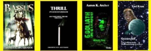 "Vier ""übersehene"" e-Books"