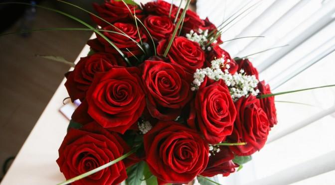 Heute ist Valentinstag